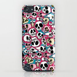 Skullz iPhone Case