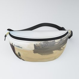Time Gone By Fanny Pack