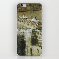 The Edge of the World iPhone Skin