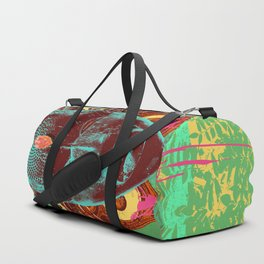 NATIVE BEATS Duffle Bag