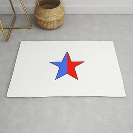 Flag of Paris 1 Rug