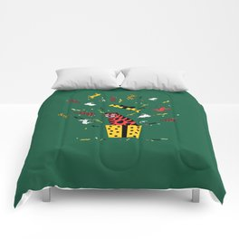 gift tiger Comforters