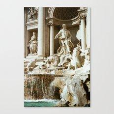 ROME II Canvas Print