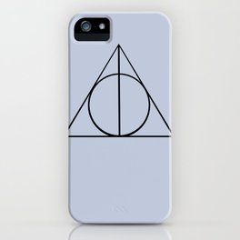 The Three Brothers iPhone Case