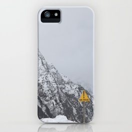 Ravin iPhone Case