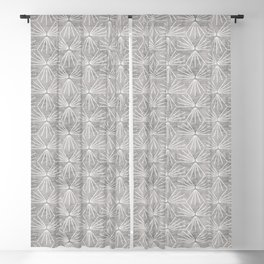SUN TILE CEMENT LIGHT Blackout Curtain
