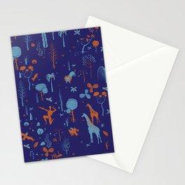 Eva y Adan Stationery Cards