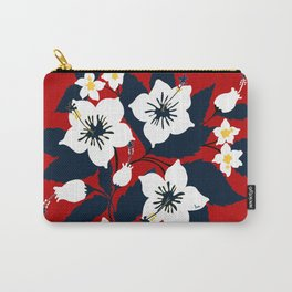 REDFlowers Carry-All Pouch