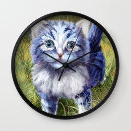 Little Aurora Wall Clock