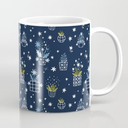 Magical plants patterns Coffee Mug