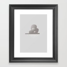 Andy's Cloud #2 Framed Art Print