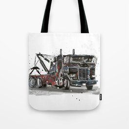 Tow-truck Tote Bag