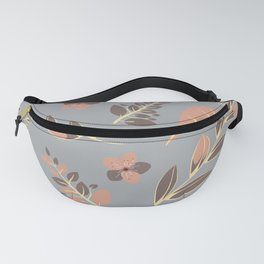 Flower Design Series 23 Fanny Pack