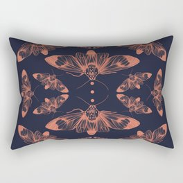 Tranquil I (Dark Version) Rectangular Pillow