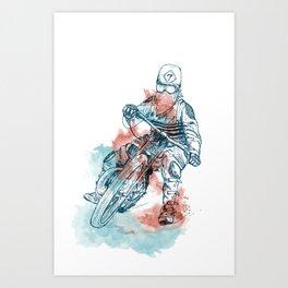 caferacer Art Print