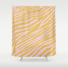 Wild Pattern Shower Curtain