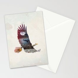 The Eagle Stationery Cards