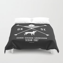 Since 1987 - white Duvet Cover