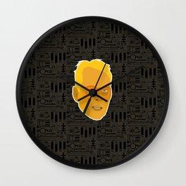 Korben Dallas - The 5th Element Wall Clock