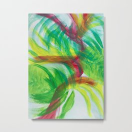 Tropical Feel Metal Print