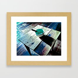 Timeless Colour Framed Art Print