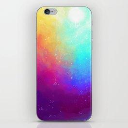 Galaxy Sky iPhone Skin