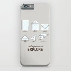 Let's go explore iPhone 6 Slim Case