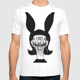 Black Metal Girl T-shirt
