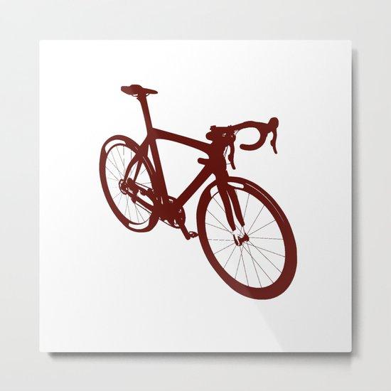 Bicycle - bike - cycling Metal Print