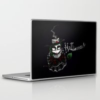 oz Laptop & iPad Skins featuring Oz - Green by artlandofme