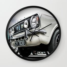 Vintage Cortina Wall Clock