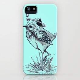 Crystalline Wings iPhone Case