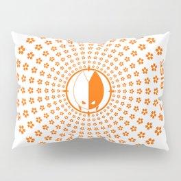 Sakura Rise (Orange) V2 Pillow Sham