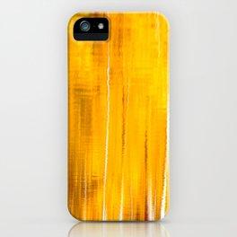 Autumn colors reflecting on the lake surface #decor #buyart #society6 iPhone Case