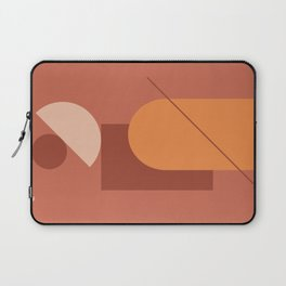 abstract series one (terra) Laptop Sleeve