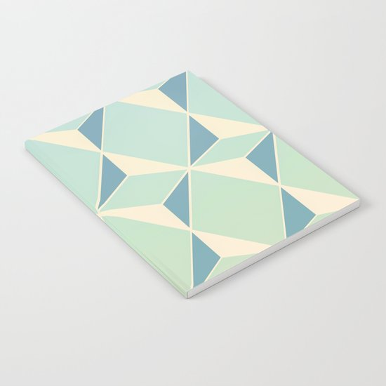 Triangles amd Squares X Notebook