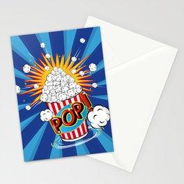 Popcorn - POP! - Stationery Cards