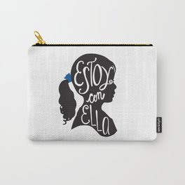 Estoy con ella / I'm with HER Carry-All Pouch