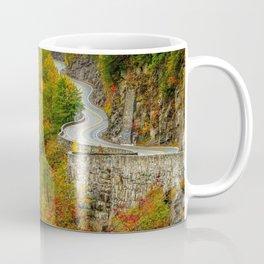 Hawk's Nest Autumn Coffee Mug
