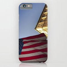 Cornice with flag Slim Case iPhone 6s