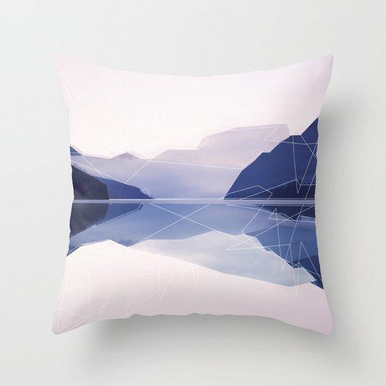 Denouement Throw Pillow