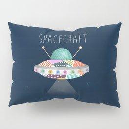 Spacecraft Pillow Sham