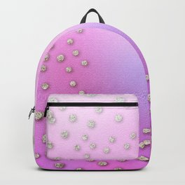 Lost in glam space Backpack