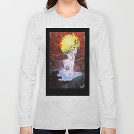 Washed Clean Long Sleeve T-shirt
