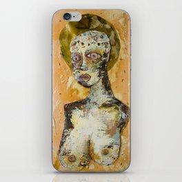 Patron Saint of Spring Time Love iPhone Skin