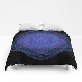 Omnigeo#2 - Geometric Pattern Comforters