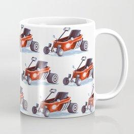 Red Toy Wagon Coffee Mug