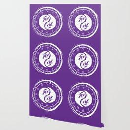 Cancer Yin Yang Fourth Zodiac Sign Wallpaper