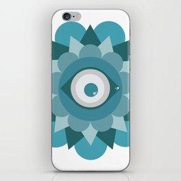 Mirada Colorida iPhone Skin