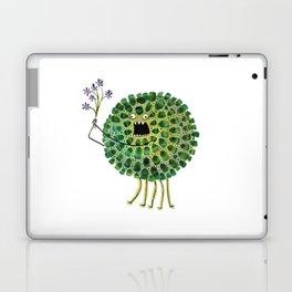 Poofy Plactus Laptop & iPad Skin